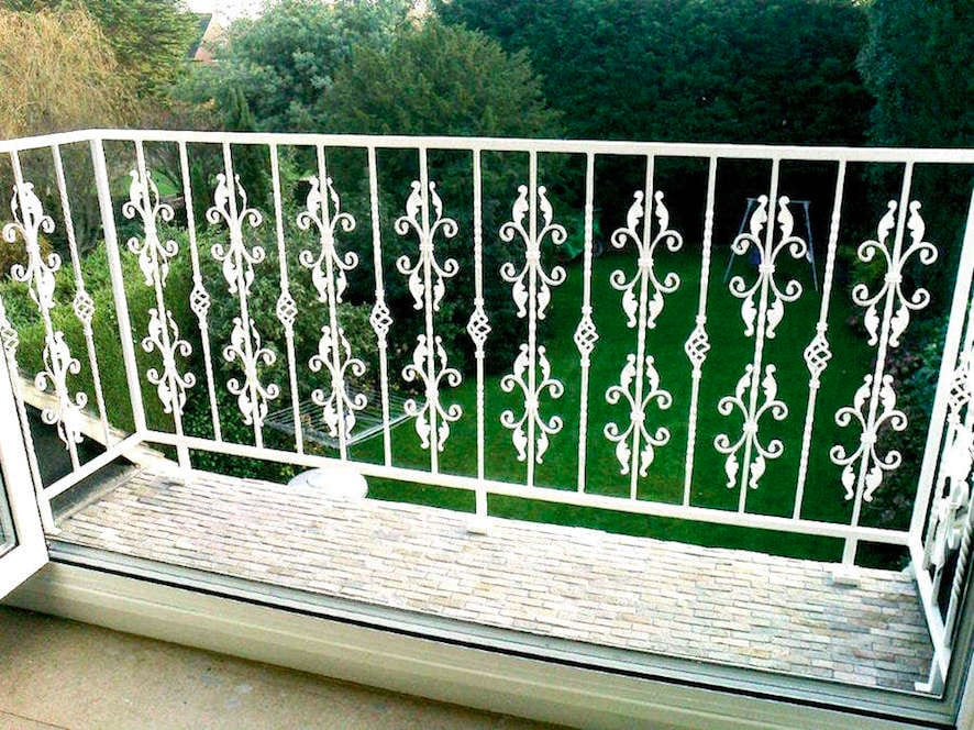 Juliet Balcony Fabrication