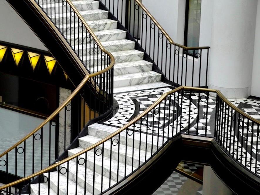 Metal Handrail Fabrication