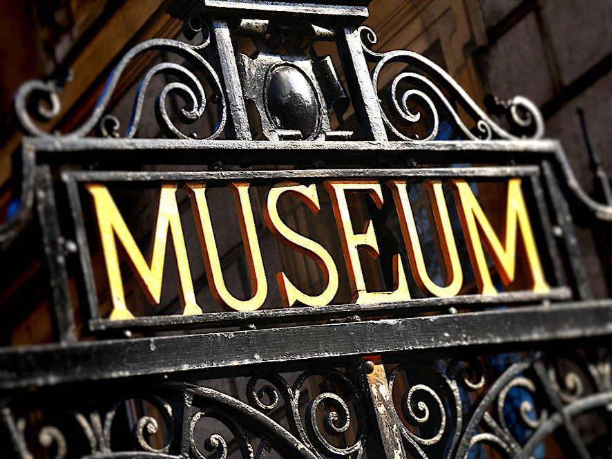 Museum and Art Gallery Metalwork