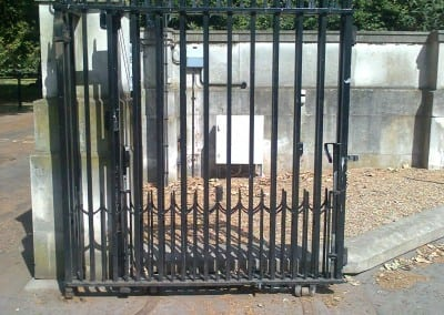 Wrought Iron Gate Repairs in London