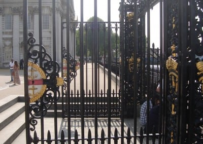 Wrought Iron Gate Repairs in Greenwich London
