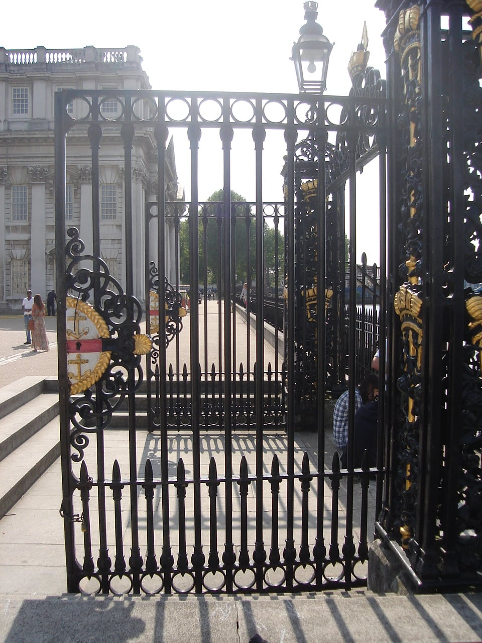 Metal Wrought Iron Gate Restoration And Repair Metal