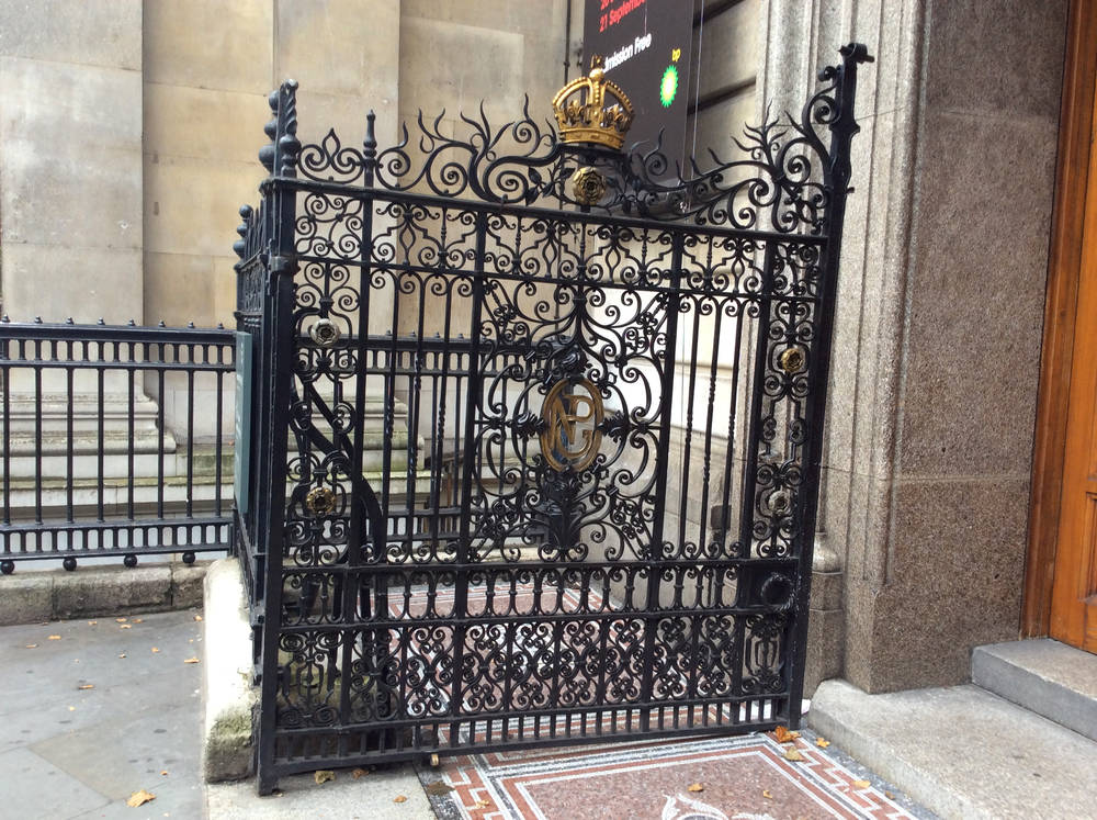 Wrought Iron Gates: Metal Wrought Iron Gate Restoration And Repair