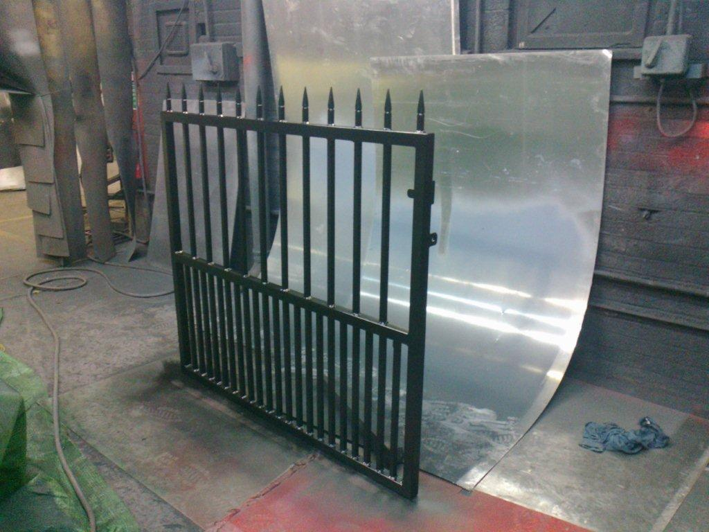 Metal Gates Metal Fabrication London