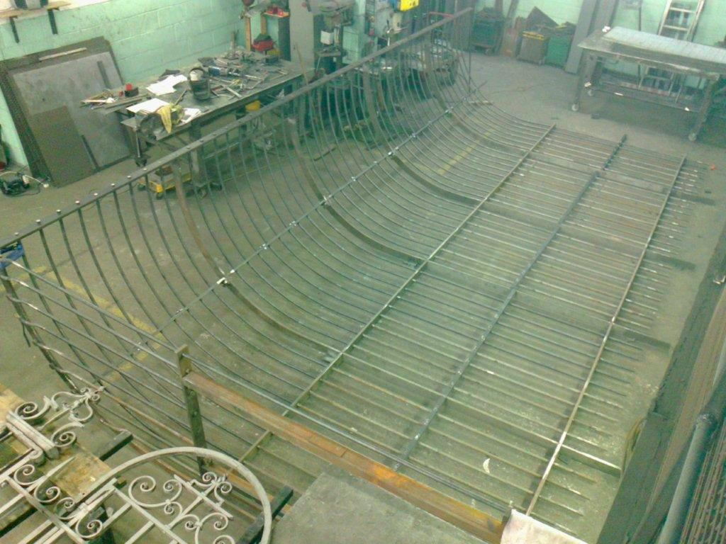 Railing Repairs Safron Waldon