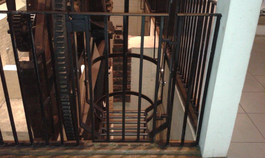 New Ladders and Handrails for Science Museum's Energy Hall ...