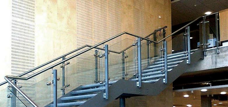 Metal Handrails Bannisters Amp Balustrades Metal