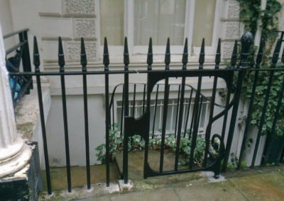 Railing & Gate Repairs, Bayswater, London W2