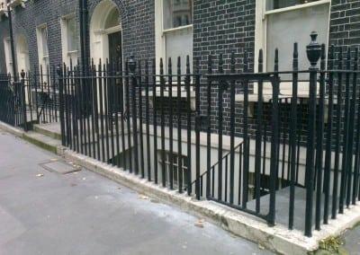Railing Repairs London