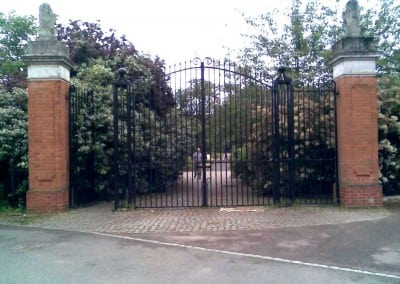 Wrought Iron Gates Repairs Kew, Surrey