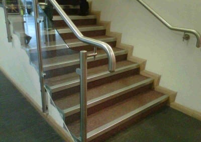 Stainless Steel Handrails, Loughton, Essex