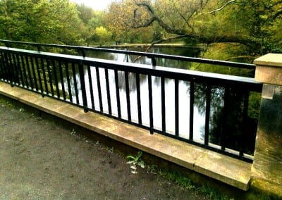 Traditional Metal Handrails
