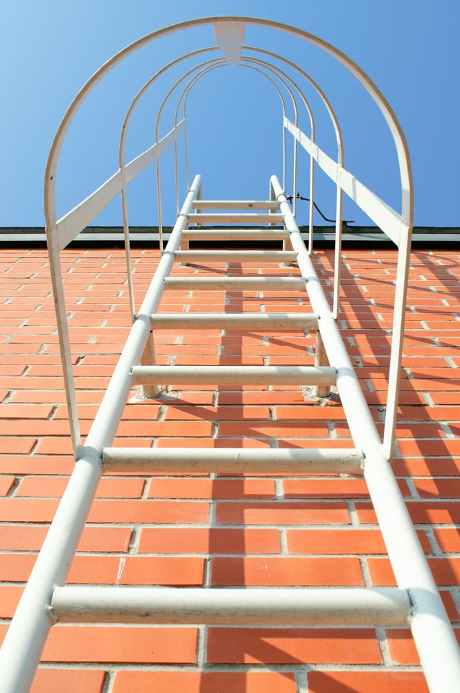 Staircases And Fire Escapes Metal Fabrication London