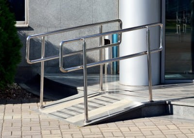 metal-access-ramps