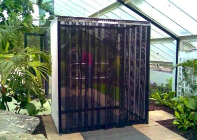 Syphonic Entrance, Princess of Wales' Conservatory – Royal Botanical Gardens, Kew, Surrey