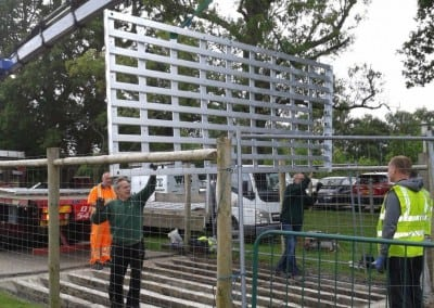 Metal Cage For Gas Bottles The Holly Hospital Buckhurst