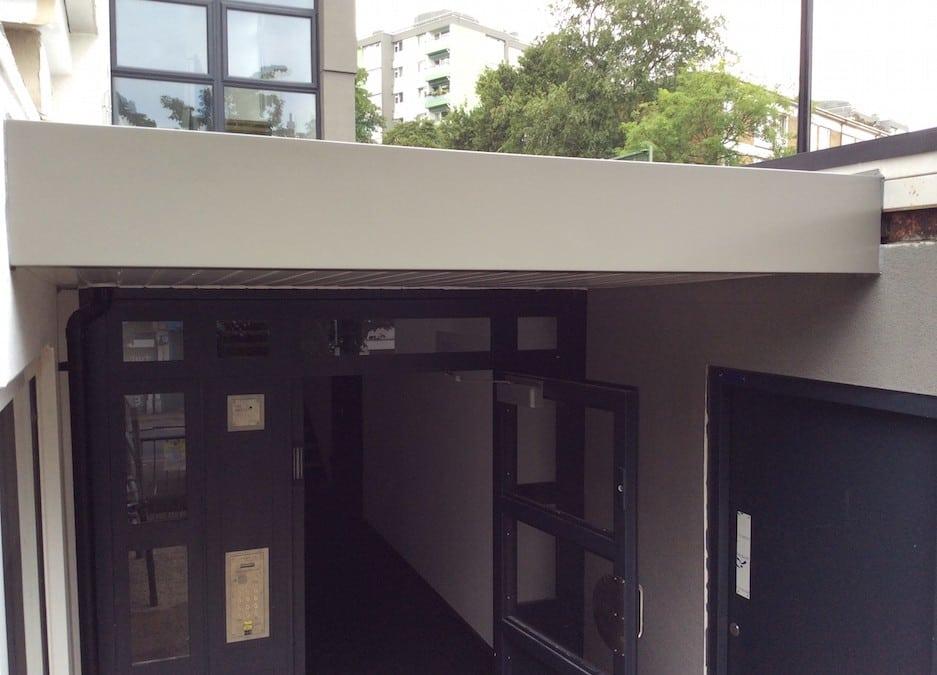 Entrance Canopy, Sydenham Hill, London SE26