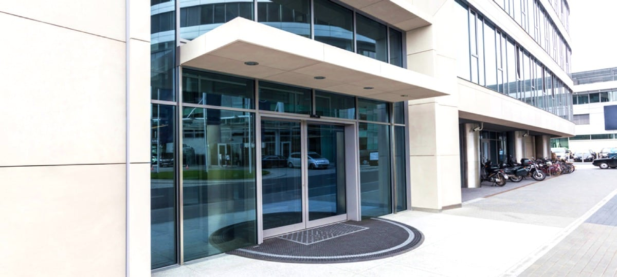 Metal Fabrication Entrance Canopies