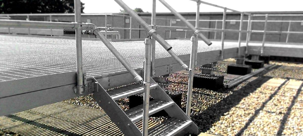 Metal Fabrication Metal Platforms