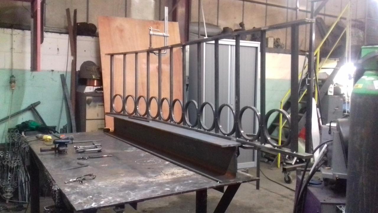 Metal Railings Metal Fabrication London