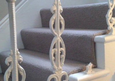 Balustrade Repair Wigmore Street London