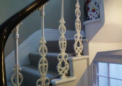 Balustrade Repair Westminster, Wigmore Street, London W1
