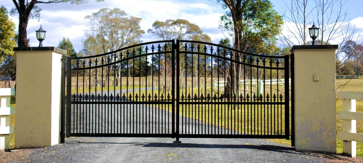 Metal Fabrication Gates
