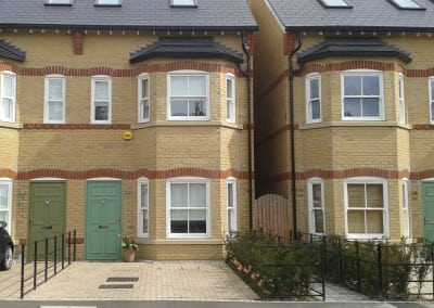 Custom Made Estate Fencing Carnarvon Road London E18