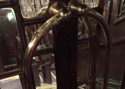 Brass Handrail Repairs London - Palace Theatre London 3