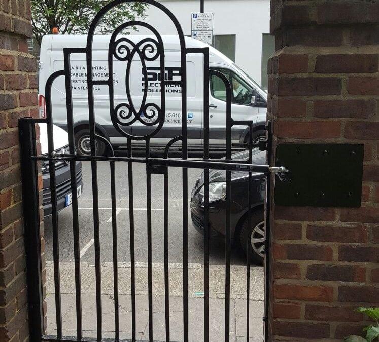 Metal Gate Repair, Bethnal Green, London E2