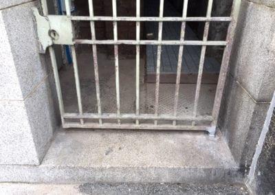 Metal Gate Repairs Rochester Bridge Trust Kent 4