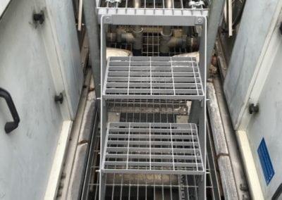 Metal Steps and Walkways London 2