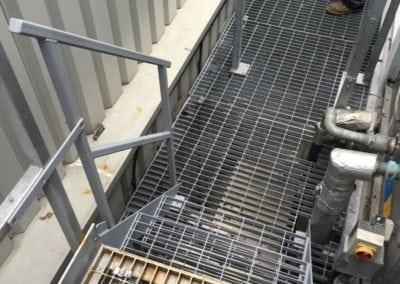 Metal Steps and Walkways London 3