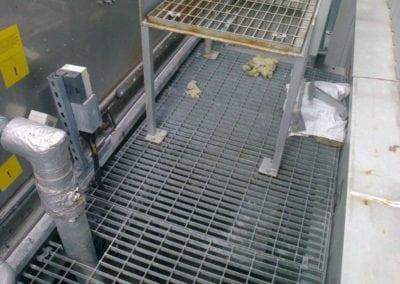 Metal Steps and Walkways London 5
