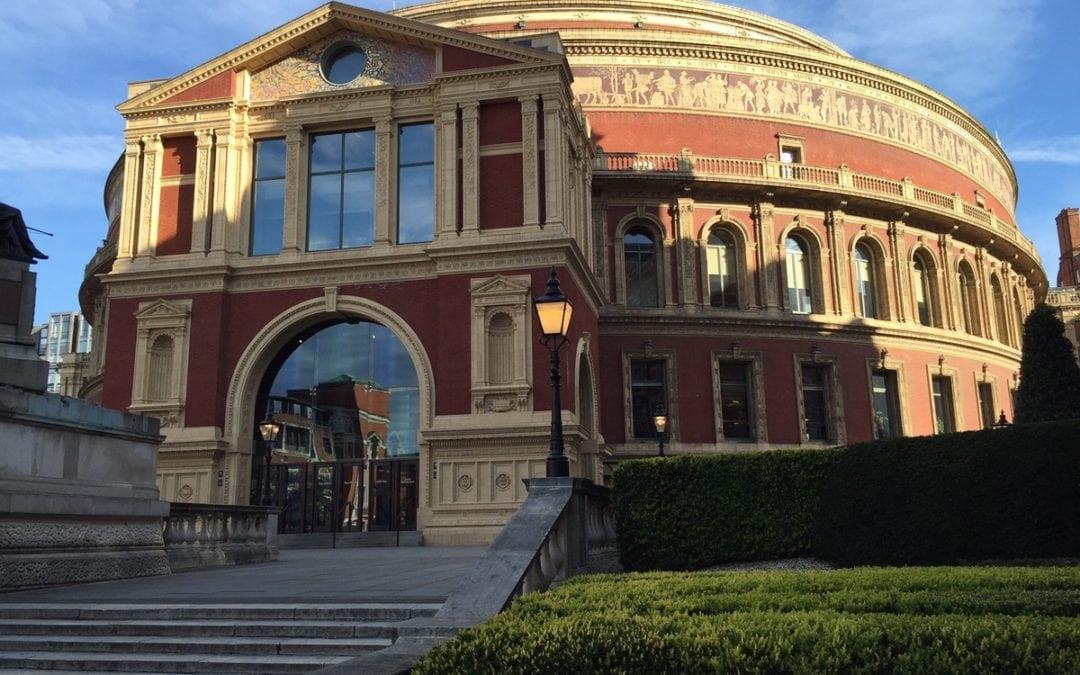 Railing Repairs Kensington, Royal Albert Hall, London W7