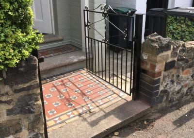 Wrought Iron Gate Repair London 4