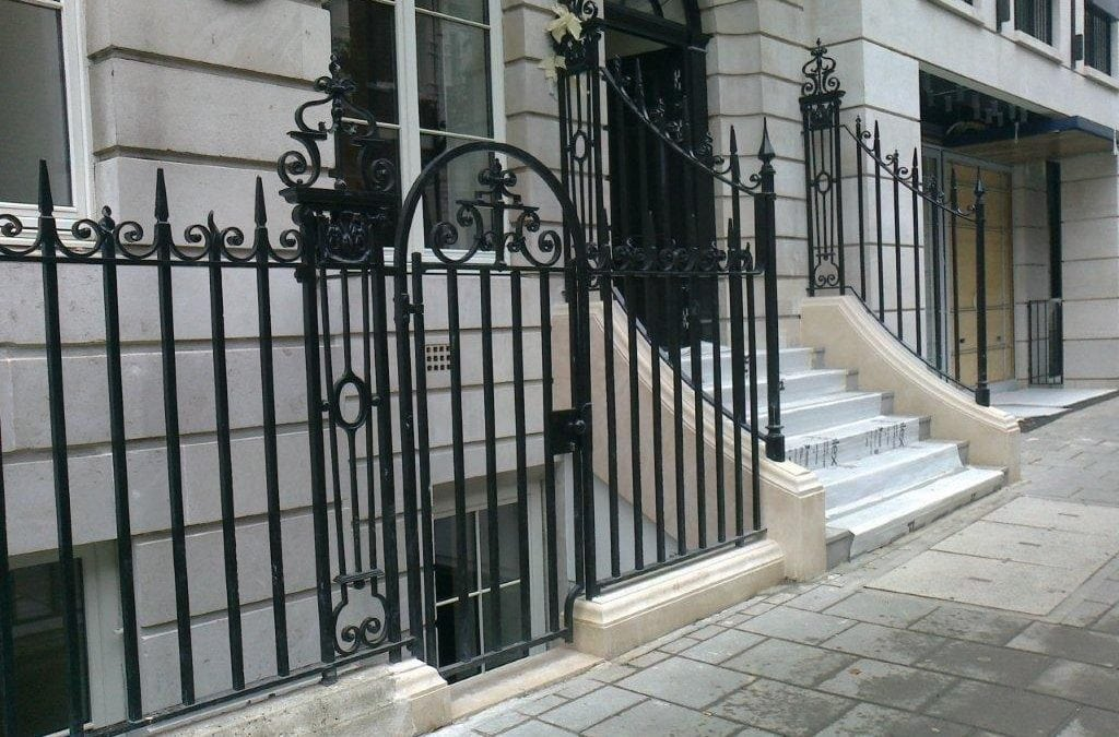 Railing Repairs Mayfair, Westminster, London W1