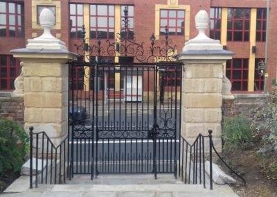 metal-gate-repairs-bromley-college-gates-2