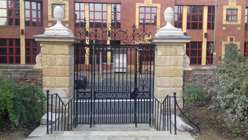 Metal Handrail Restoration Kent