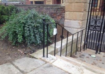 metal-handrail-restoration-kent-bromley-college-handrails-4