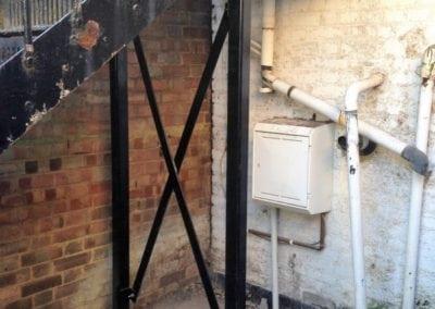 metal-staircase-repair-hampton-wick-london-1