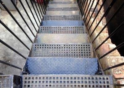 metal-staircase-repair-hampton-wick-london-2