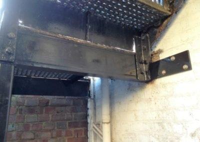 metal-staircase-repair-hampton-wick-london-4