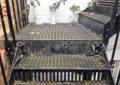 metal-staircase-repair-hampton-wick-london-7