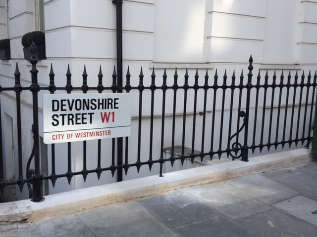 Railing Repairs, Marylebone, London W1
