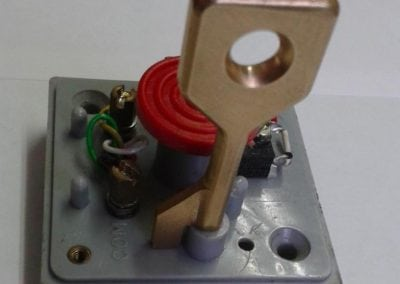 Museum Security Keys 3