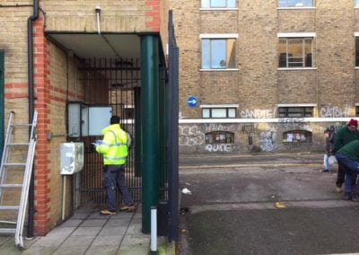 Automated Metal Gate Repairs London E1 2