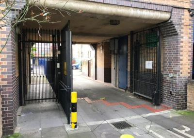 Metal Gate Repairs. Inspection of Automatic Metal Gates London E1