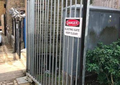 Automated Metal Gate Repairs London E1 5