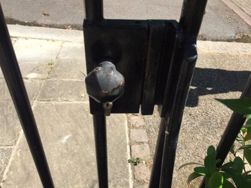 Gate Repair, Hampstead